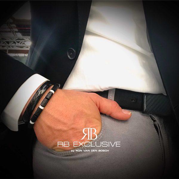 Fashionable Dutchdesign – RB EXCLUSIVE handgemaakte carbon sieraden en accessoires uit eigen atelier – Nederlands product