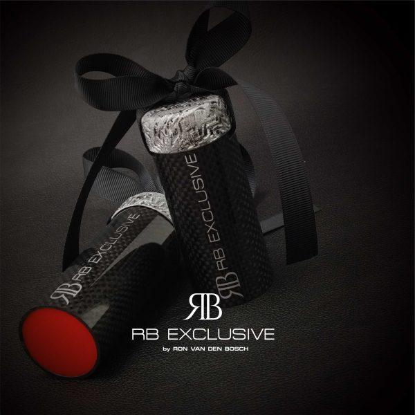 Luxe carbon verpakking handgemaakt van carbon by RB EXCLUSIVE 1