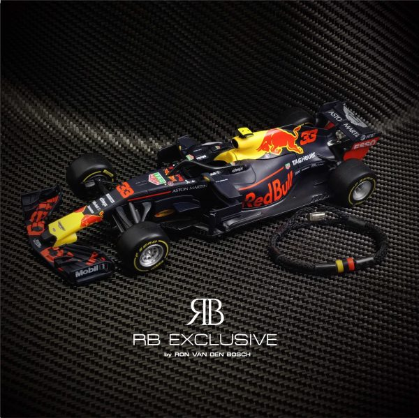 Carbon Armband F1 stijl – F1 accessoires by RB EXCLUSIVE 3