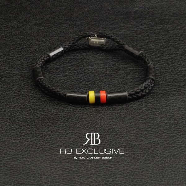 Carbon Armband F1 stijl – F1 accessoires by RB EXCLUSIVE