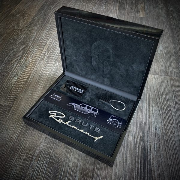 Luxe aflever box voor BRUTE by RB EXCLUSIVE