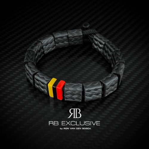 Carbon Armband Formula 1 Pole by RB EXCLUSIVE