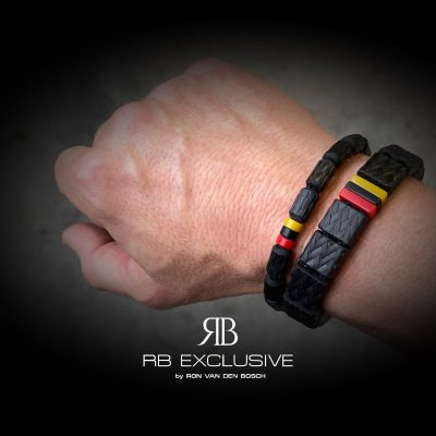 Carbon Armband Formula 1 collection by RB EXCLUSIVE