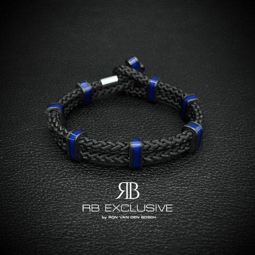 Carbon Armband Monza Blue