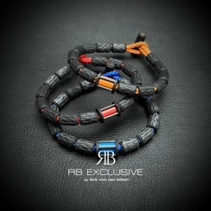 Carbon Armbanden Siena Collectie