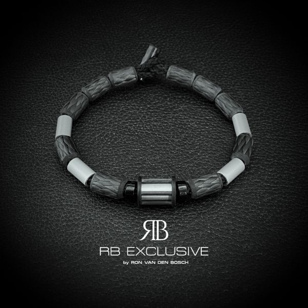 Carbon armband Alluminio Speciale