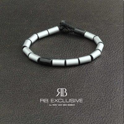 Carbon armband Alu