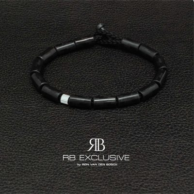 Carbon armband Caprino by RB EXCLUSIVE