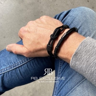 Carbon armband Cevo by RB EXCLUSIVE