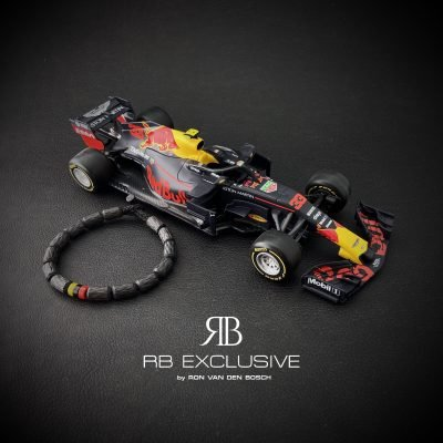 Carbon armband Formula 1 RedBull