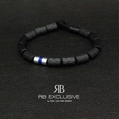 Carbon armband Giro Azzurro