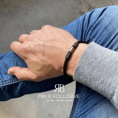 Carbon armband Mondovi by RB EXCLUSIVE