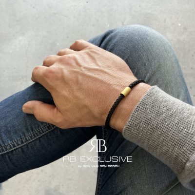 Carbon armband Oro Solo by RB EXCLUSIVE