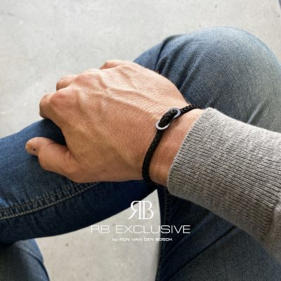 Carbon armband Otto by RB EXCLUSIVE