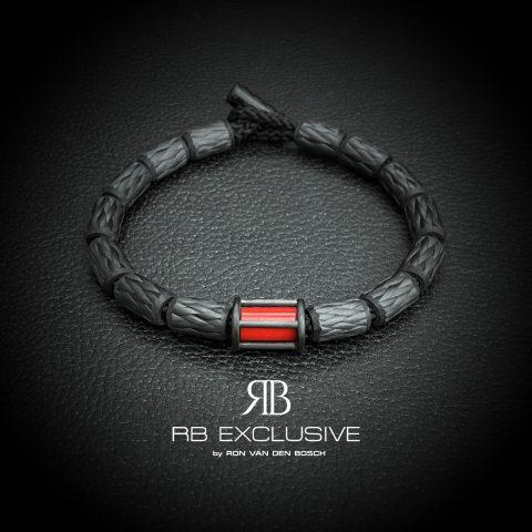 Carbon armband Siena