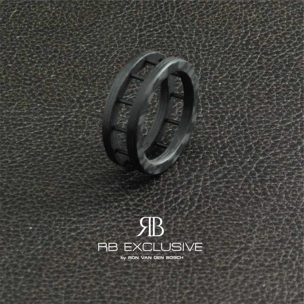 Carbon ring Technic