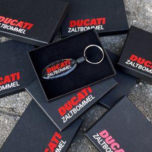DUCATI ZALTBOMMEL custom sleutelhangers