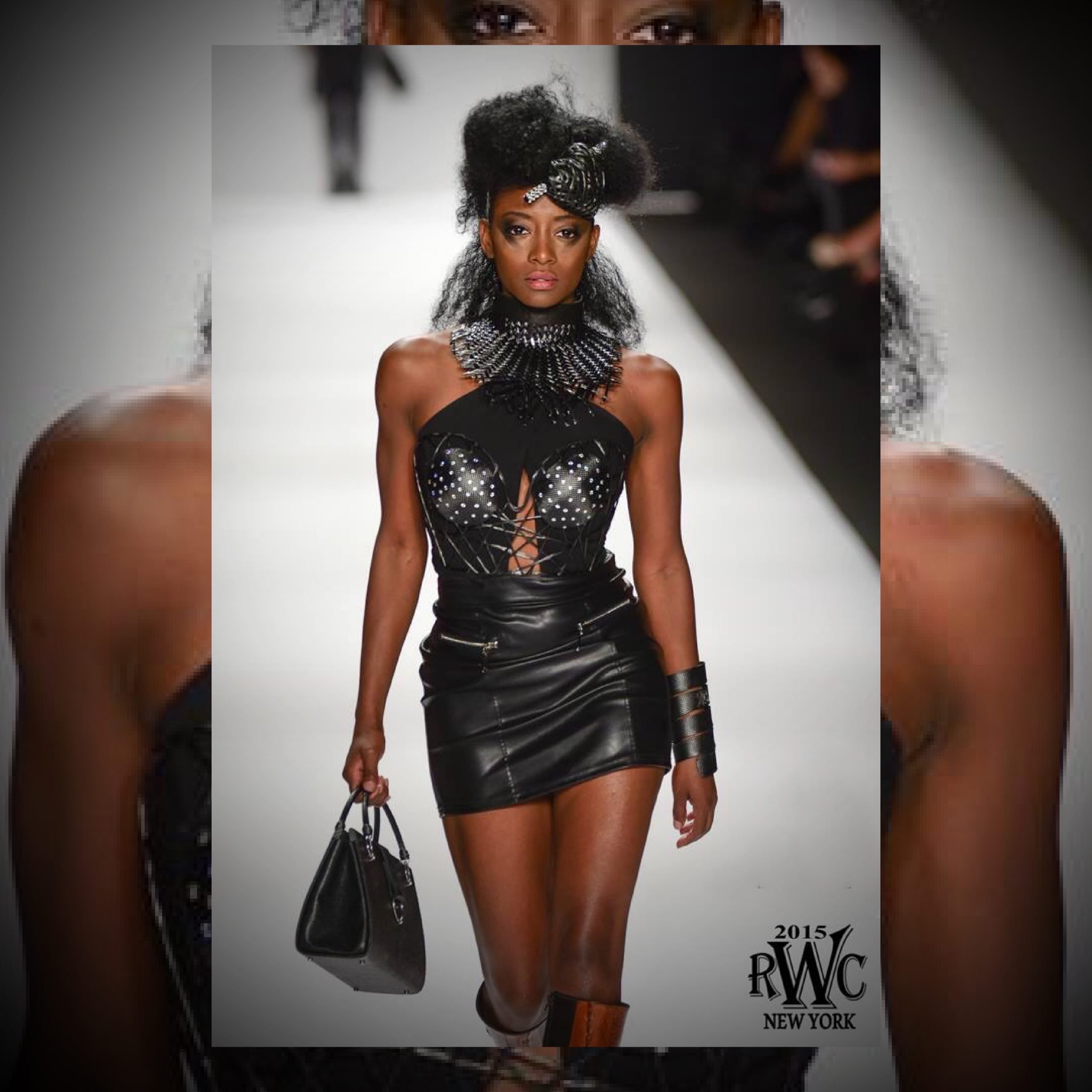 RB EXCLUSIVE bij New York fashionweek